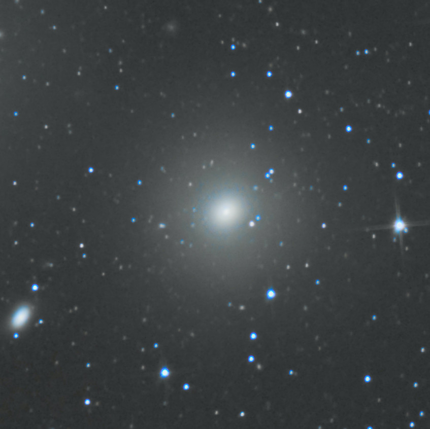 Messier 84 Astrophotography