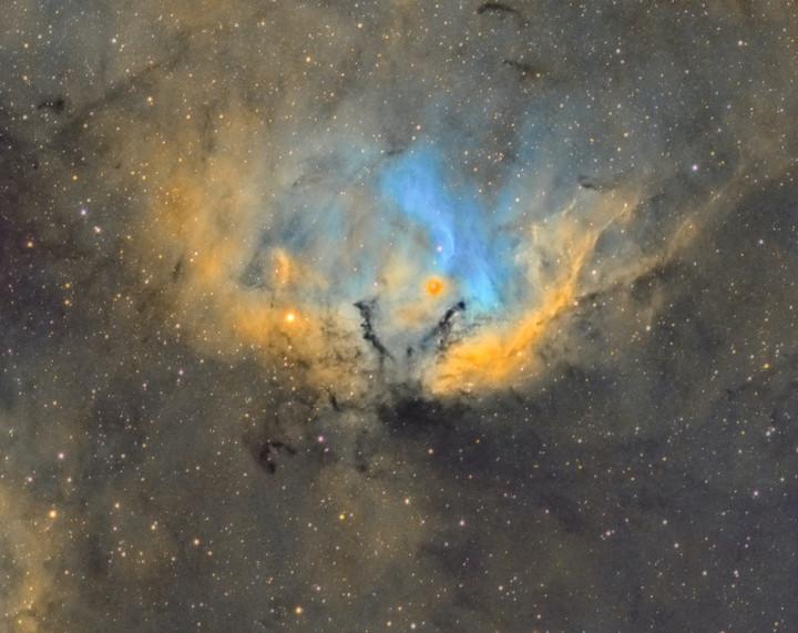 Sh2-101 backyard Astrophotography