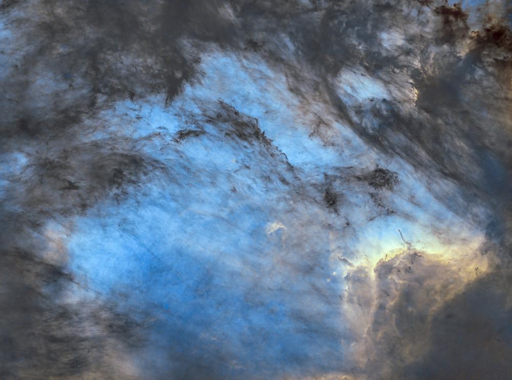 The Pelican Nebula Starless