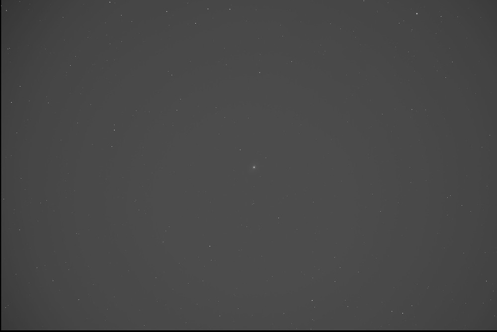 The Cat's Eye Galaxy - Single shot of 5 minutes M94