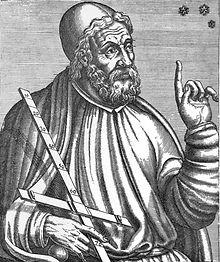 Portrait of Ptolemy