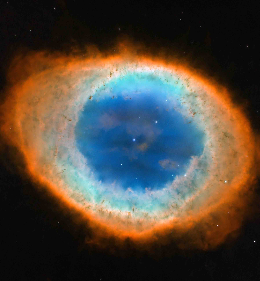 M57 the Ring Nebula Astrophotography