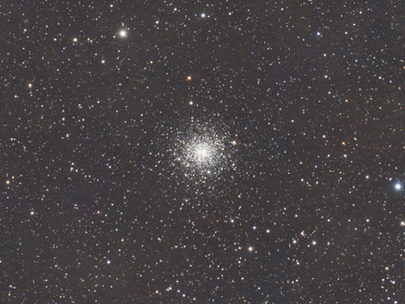 M107 - A Loose globular cluster in Ophiuchus
