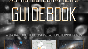 The Astrophotographer's Guidebook - A Seasonal Guide to the best DSLR Astrophotography Targets