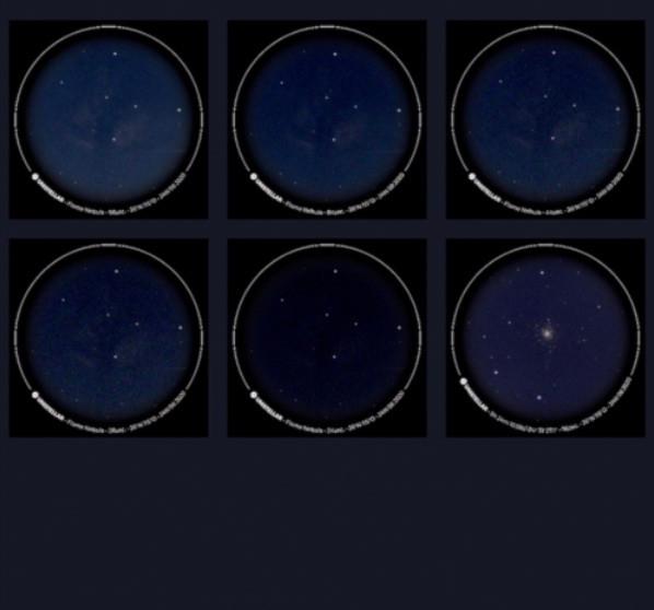 EVscope app Gallery tab