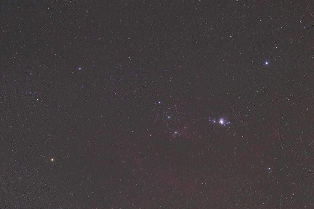 M31 brute à l'APN
