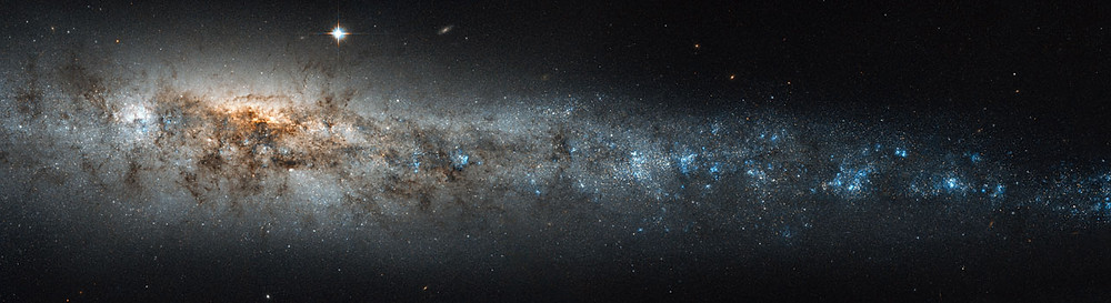 NGC 4631 Astrophotography by Hubble