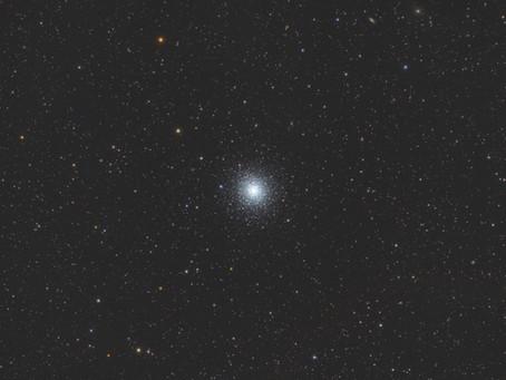 M92 - A Bright and Impressive Globular Cluster