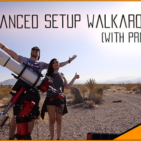 Advanced Astrophotography setup walk-around (With prices!)