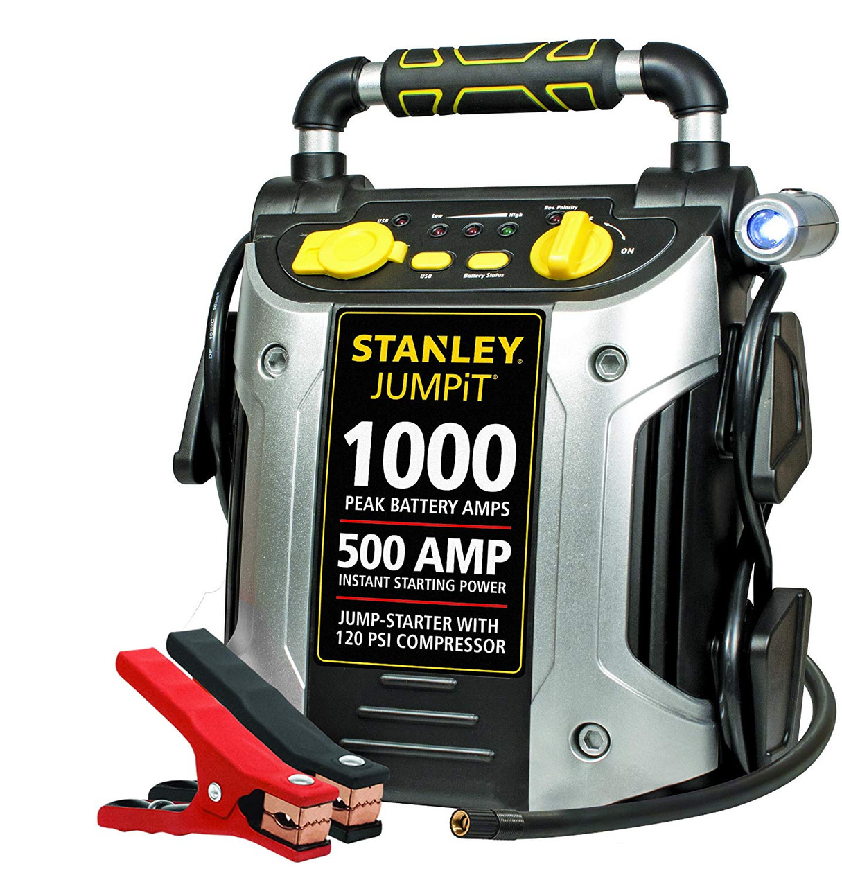 Stanley Power Station Jump Starter battery for astrophotography mounts, telescopes, cameras and other accessories for beginner astrophotographers