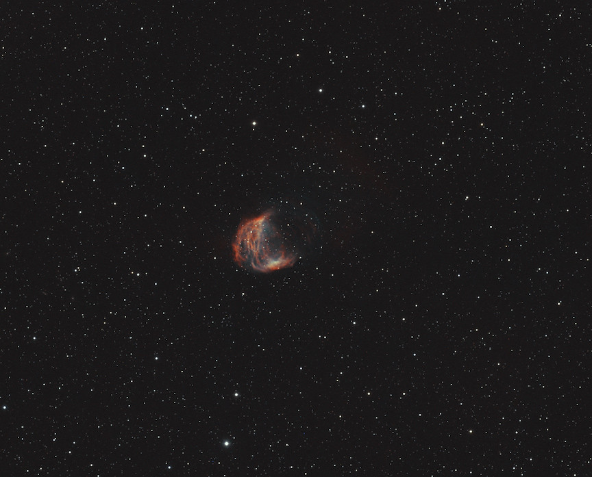 IC 2177 Astrophotography Chuck