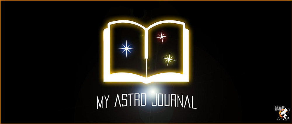 My Astro Journal Astrophotography app