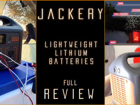 Jackery Lithium Batteries Review: Our Favorite Battery for Astrophotography!