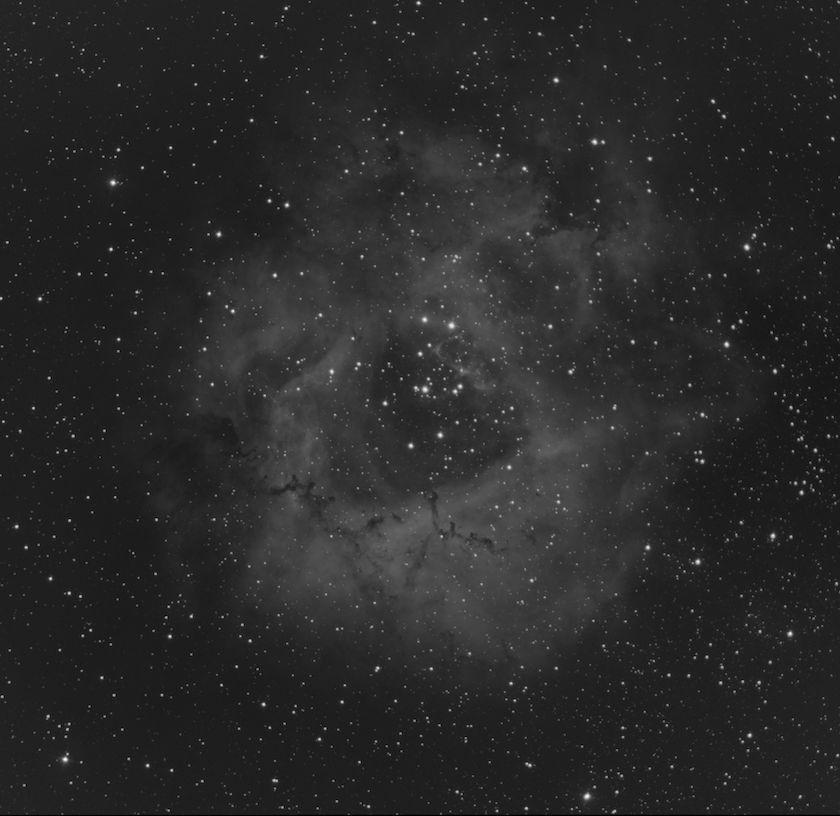 Rosette Nebula Oxygen III