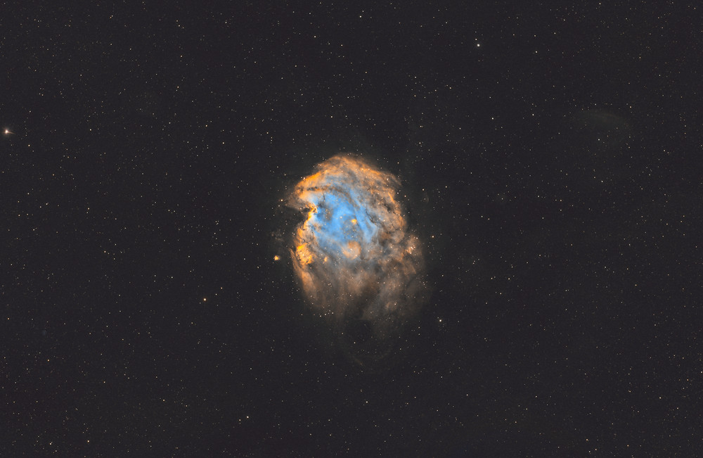 NGC 2174 Astrophotography in narrowband using the Stellarvue SVX130 and the QHY600M