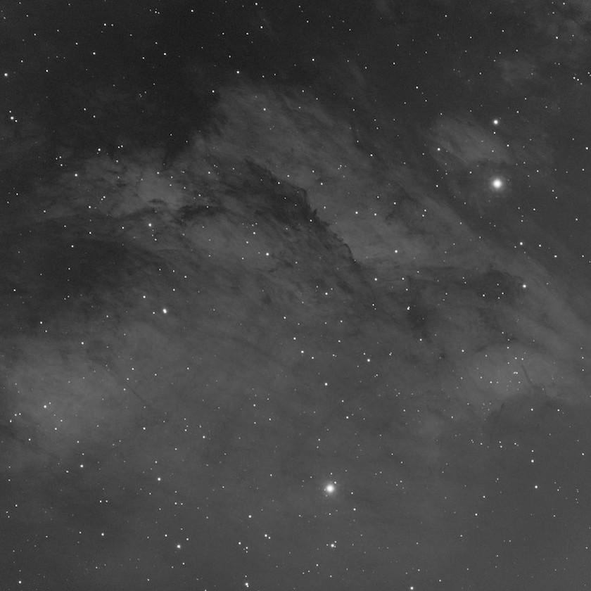 Pelican Nebula O