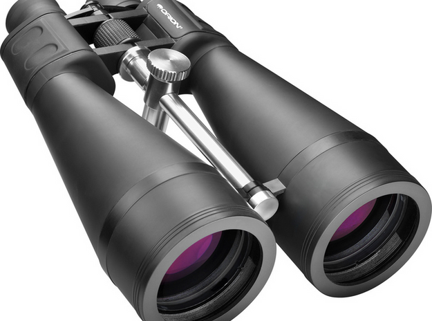 Orion 20x80 binoculars for observing the night sky