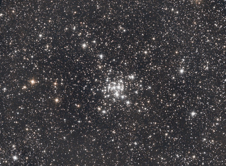 M36 - The Pinwheel Cluster in Auriga