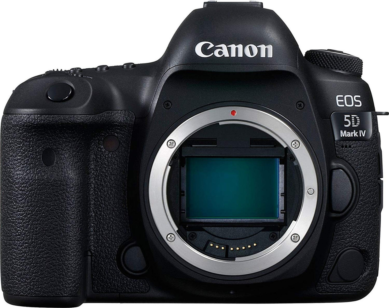 Canon EOS 5D Mark IV DSLR Camera for beginner Astrophotographers, affordable camera for amateur astrophotography. How to photograph the Milky Way and deep sky objects with a DSLR camera