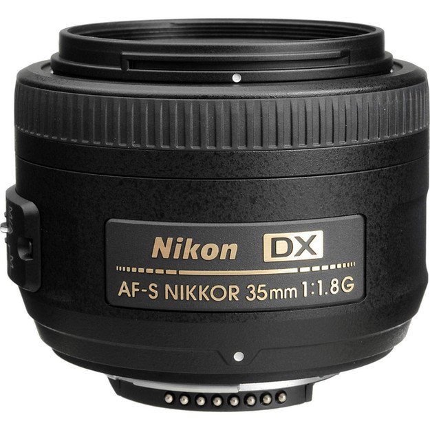 Nikon AF-S DX Nikkor 35mm f/1.8G DSLR Camera lens for beginner Astrophotographers, affordable wide angle lens for amateur astrophotography. How to photograph the Milky Way and deep sky objects with a DSLR camera