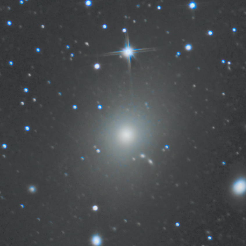 Messier 87 Astrophotography