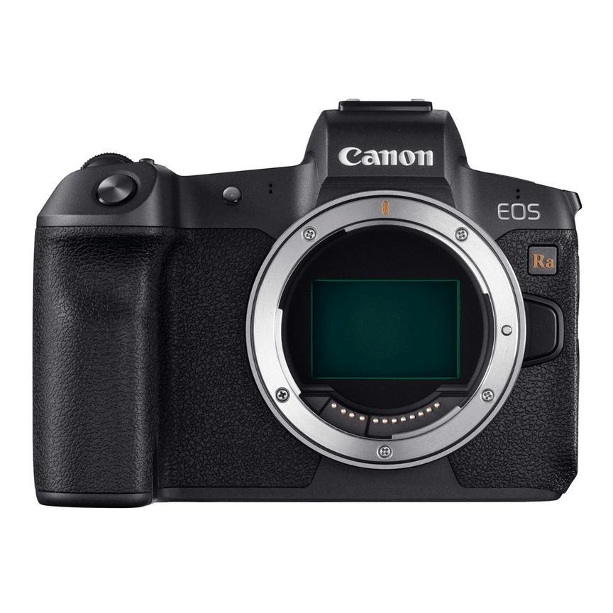 The Canon EOS Ra