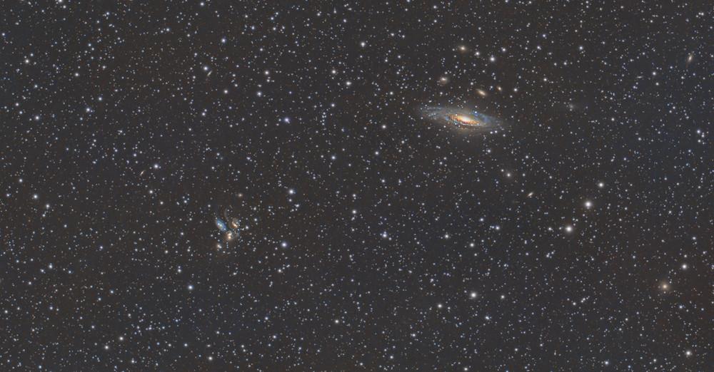 Stephan's Quintet astrophotography svx130 qhy600c