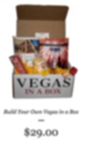 Build Your Own Las Vegas box