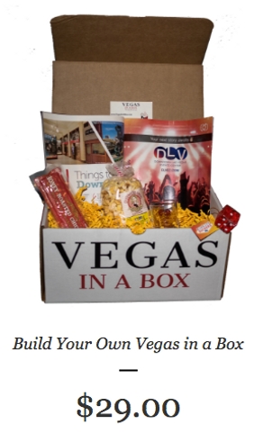 Build Your Own Las Vegas box