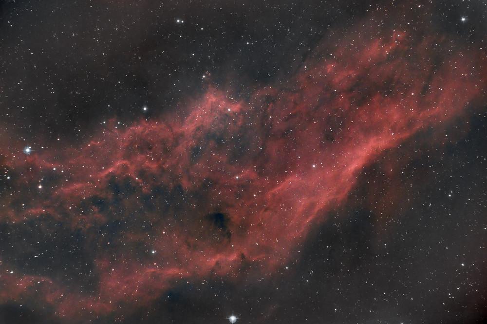 The California Nebula Astrophotography