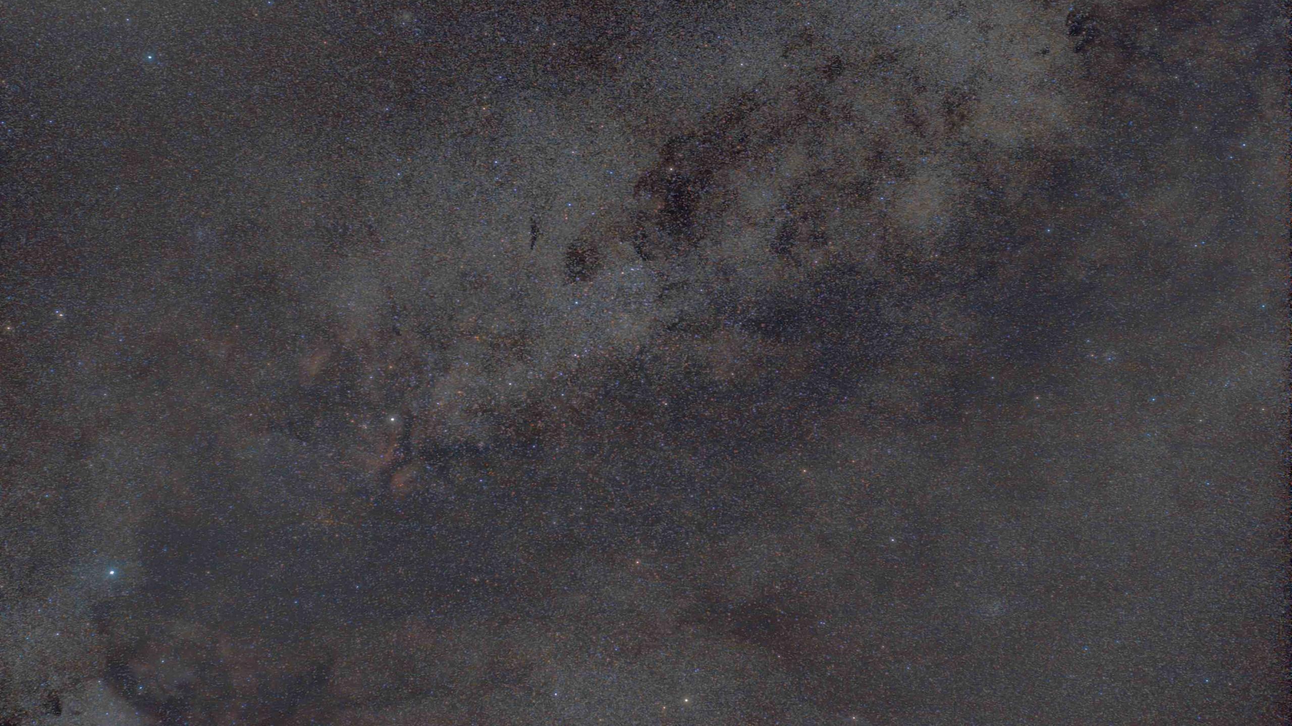 Cygnus widefield DSLR Astrophotography
