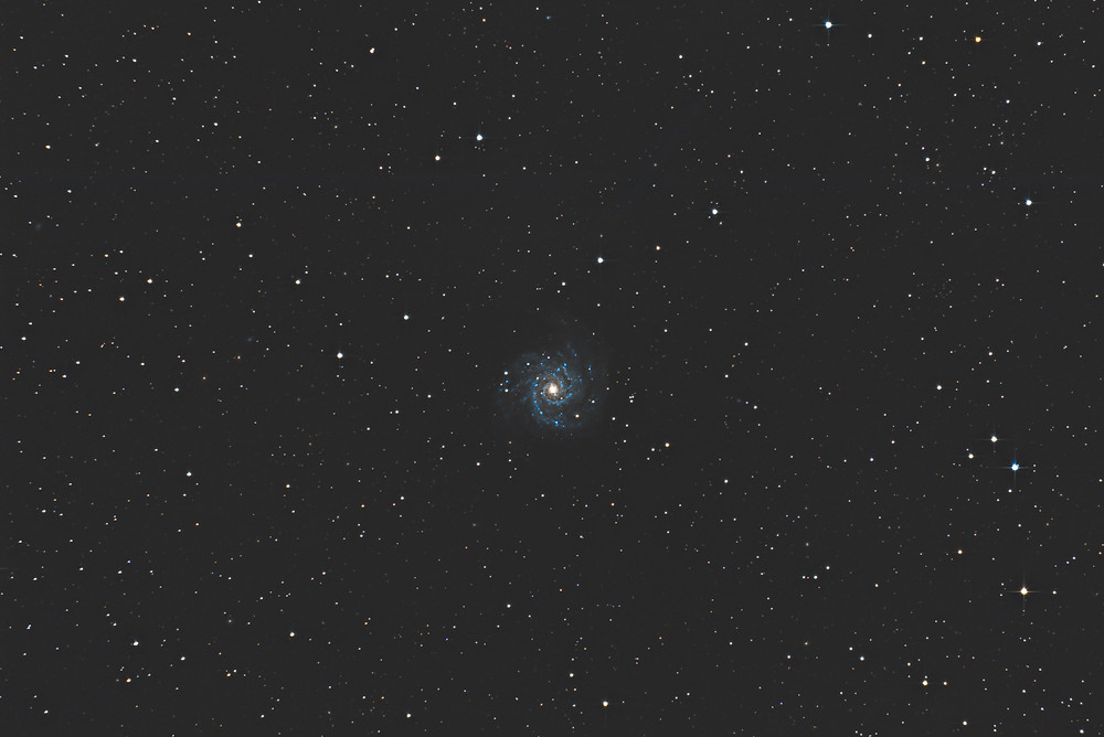 The Phantom Galaxy M74 DSLR Astrophotography Canon 7D Mk2 Orion Telescopes