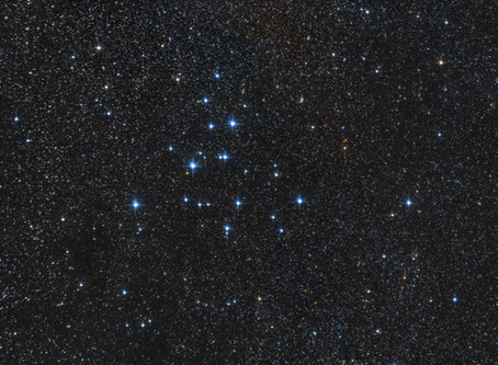 M39 - OPEN CLUSTER IN CYGNUS