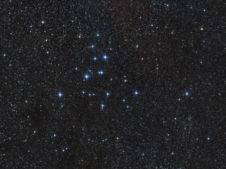 M39 - AMAS OUVERT DANS LA CONSTELLATION DU CYGNE