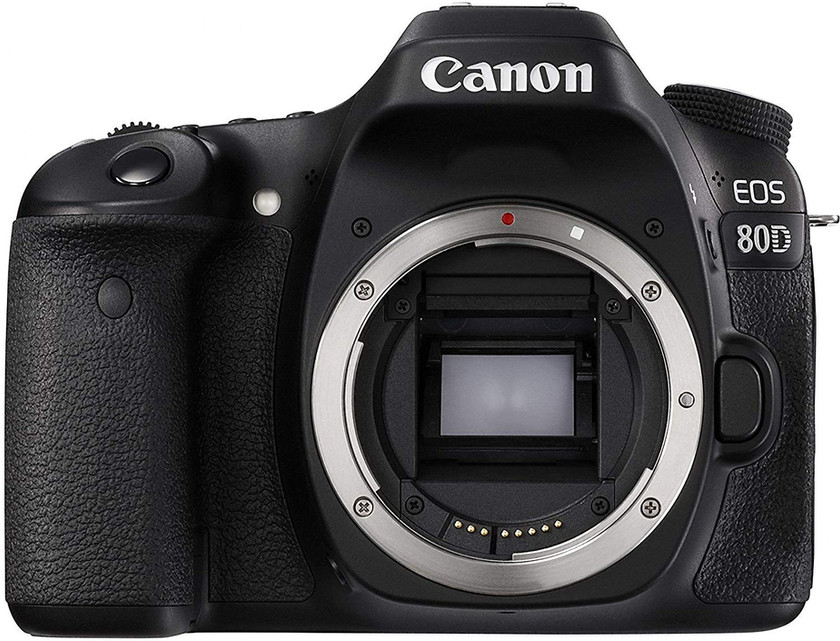 Canon EOS 80D DSLR Camera for beginner Astrophotographers, affordable camera for amateur astrophotography. How to photograph the Milky Way and deep sky objects with a DSLR camera
