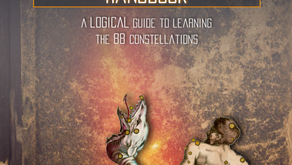 The Constellations Handbook - A logical guide to learning the 88 constellation
