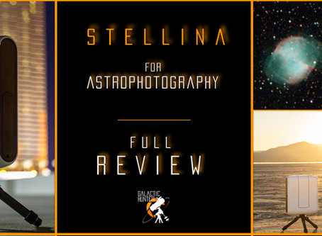 Stellina - The Future of Astrophotography? Full review