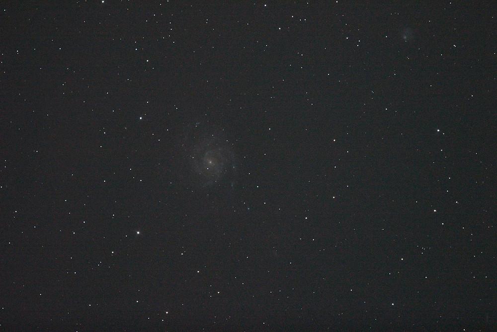 M101 single shot dslr camera