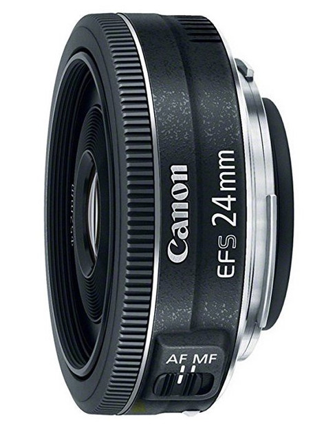 Canon EFS 24mm f/2.8 STM Pancake Lens DSLR Camera lens for beginner Astrophotographers, affordable wide angle lens for amateur astrophotography. How to photograph the Milky Way and deep sky objects with a DSLR camera
