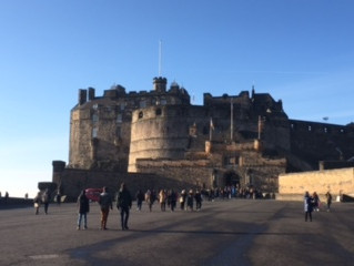 Edinburgh - No. 2 Destination for Tourists in the UK