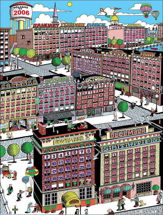 The City Calendar