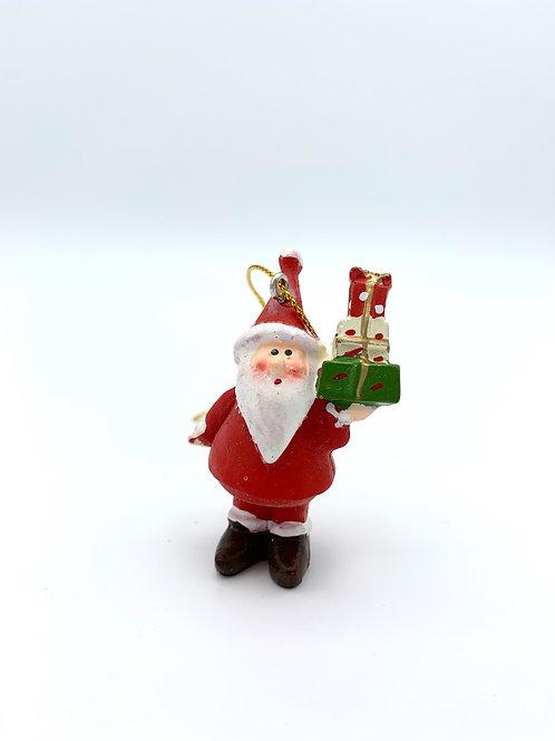 Hanging Santas