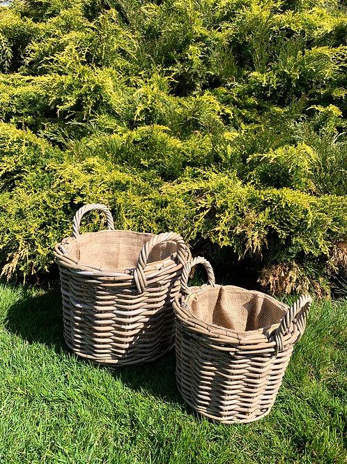 Smaller Round Basket