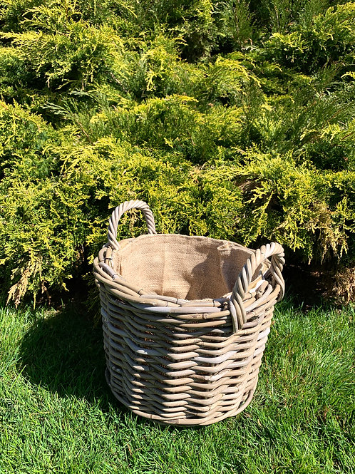 Larger Round Basket