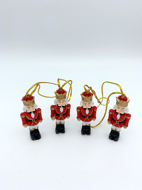 Mini Hanging Nutcrackers