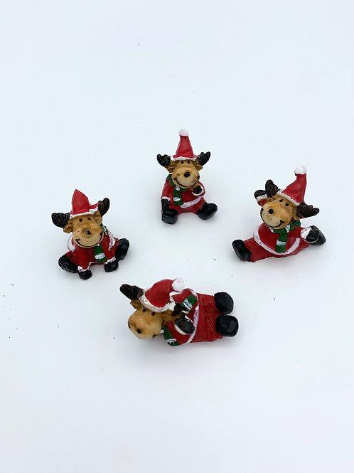 Four Little Reindeer