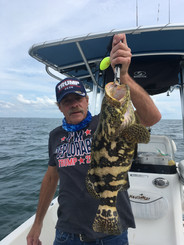 Grouper Fishing Fort Myers Beach