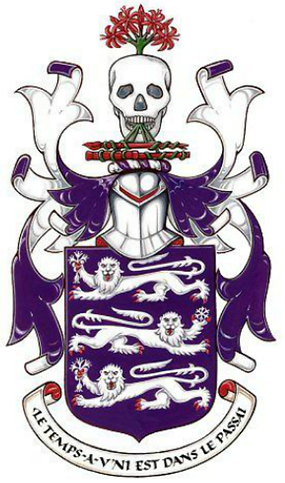 coat of arms christian corbet artist
