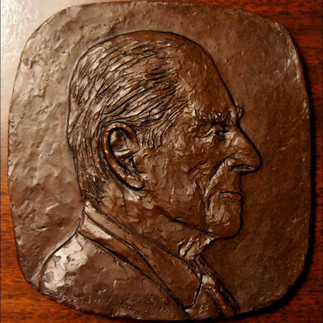 Relief Medallion
