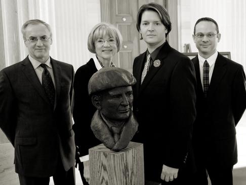 Bust of Walter Allward